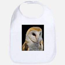 Barney The Barn Owl Bib