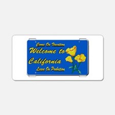 Welcome to California Aluminum License Plate