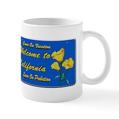 Welcome to California Mug