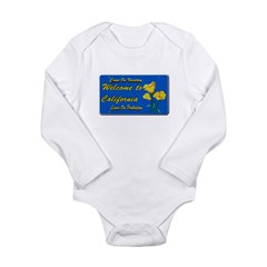 Welcome to California Body Suit