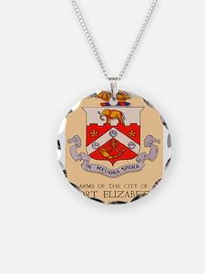 Arms of Port Elizabeth Necklace