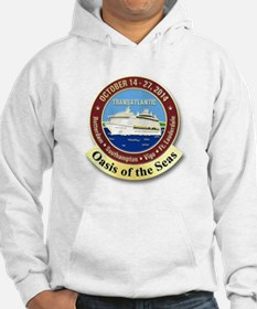 Unique Oasis of the seas Hoodie