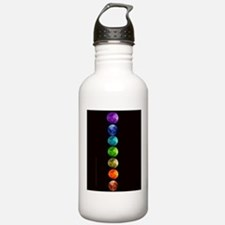 Chakra Moons Water Bottle