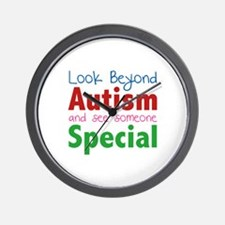Look Beyond Autism And See Someone Special Wall Cl
