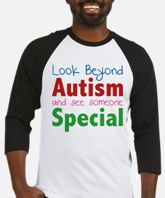 Look Beyond Autism And See Someone Special Basebal