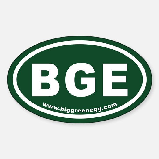 BGE Oval Oval Decal (10 pk) Decal