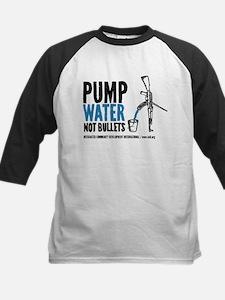 Pump Water Not Bullets Baseball Jersey