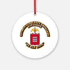 COA - 64th Antiaircraft Artillery Battalion Orname