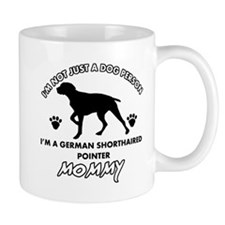 German Shorthared dog breed designs Mug