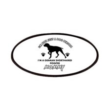 German Shorthared dog breed designs Patches