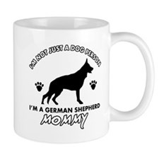 German Shepherd dog breed designs Mug