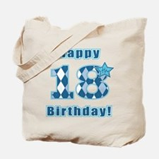 Happy 18th Birthday! Tote Bag