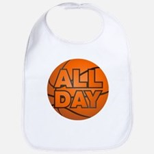 I can do this all day. Basketball that is. Bib