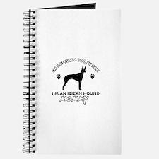 Ibizan Hound dog breed design Journal