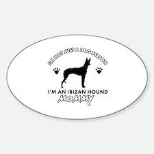 Ibizan Hound dog breed design Decal