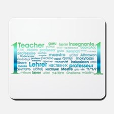 # 1 Teacher Mousepad