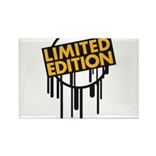 limited_edition_graffiti_stamp Rectangle Magnet