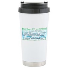 # 1 Teacher Travel Mug