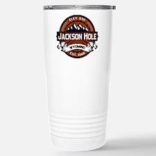 Jackson Hole Vibrant Travel Mug