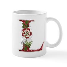 Monogram Letter L Mug