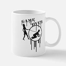 game_over_graffiti_stamp Mug