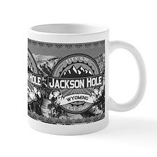 Jackson Hole Grey Mug