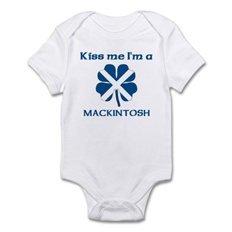 MacKintosh Family Infant Bodysuit
