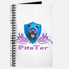 PitsTer, A Pit Bull Dog Lover Journal