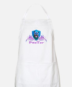 PitsTer, A Pit Bull Dog Lover Apron