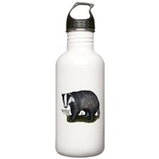 European Badger Water Bottle