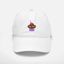 Personalized Cupcake Baseball Baseball Cap