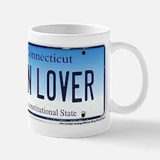 Connecticut Gun Lover Plate Mug