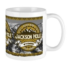 Jackson Hole Tan Mug