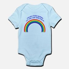 Follow Every Rainbow Body Suit
