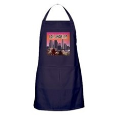 Unique Los angeles Apron (dark)