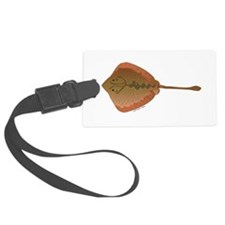 California Stingray Luggage Tag