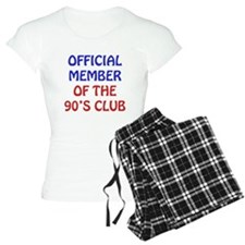 90th Birthday Official Member Pajamas