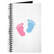 Baby feet Journal