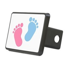 Baby feet Hitch Cover