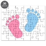 Baby feet Puzzles