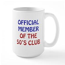 50th Birthday Official Member Mug