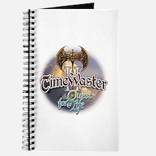 TIMEWASTER II Gamer Widow Journal
