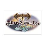 TIMEWASTER II Gamer Widow Mini Poster Print