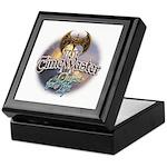 TIMEWASTER II Gamer Widow Keepsake Box