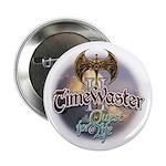 TIMEWASTER II Gamer Widow Button