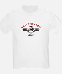 """Rallye for a Cure"" 2013 T-Shirt"