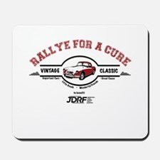 """Rallye for a Cure"" 2013 Mousepad"