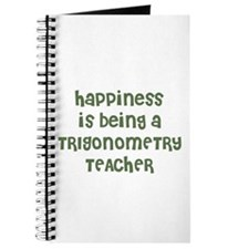 Happiness is being a TRIGONOM Journal