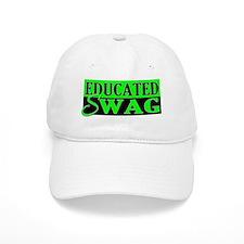 Educated Swag Baseball Baseball Cap