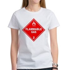 Flammable Gas Tee